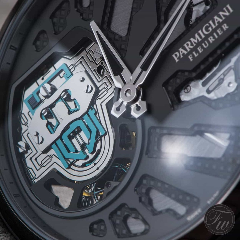 Parmigiani Senfine – On Its Way To 90 Days of Power Reserve
