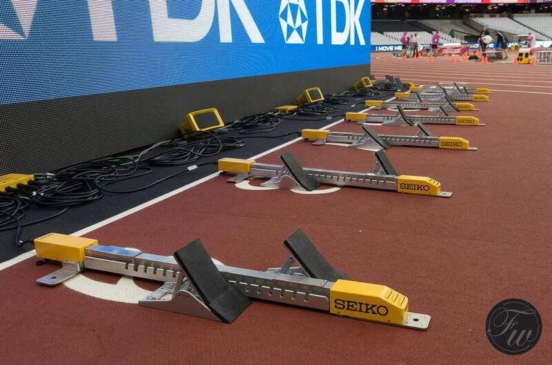 Report – IAAF World Championships And Seiko Timing