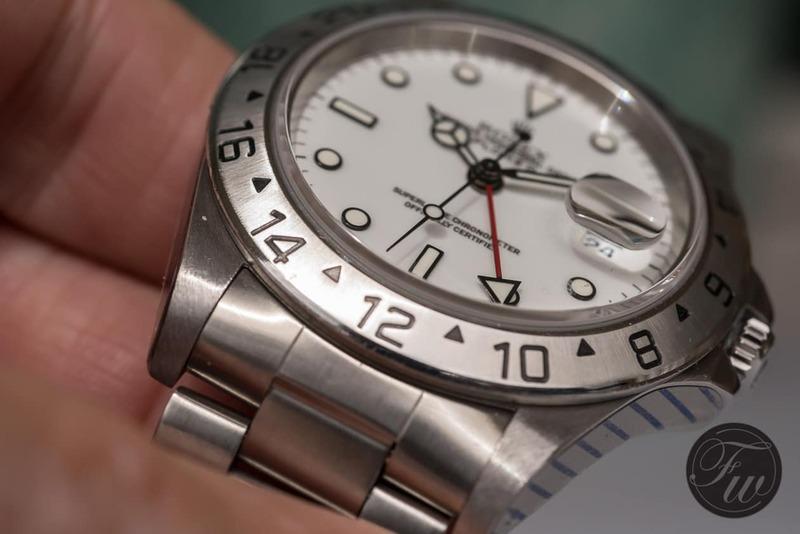 Rolex Explorer II 16570 – 52Mondayz, week #30