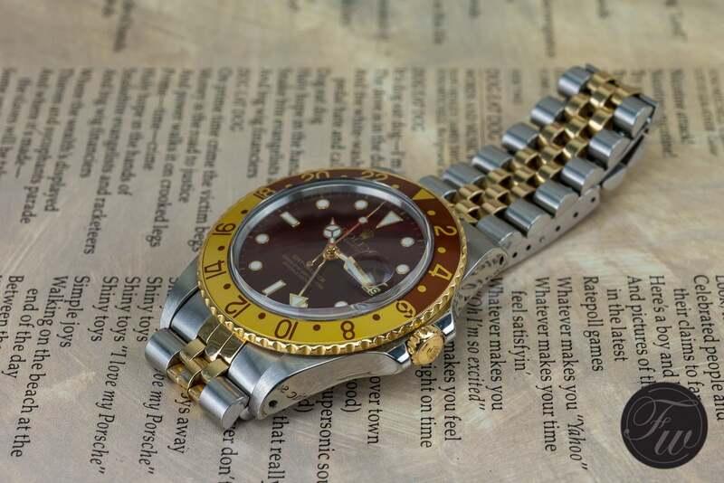 Rolex GMT-Master 16753 – 52Mondayz, week #5