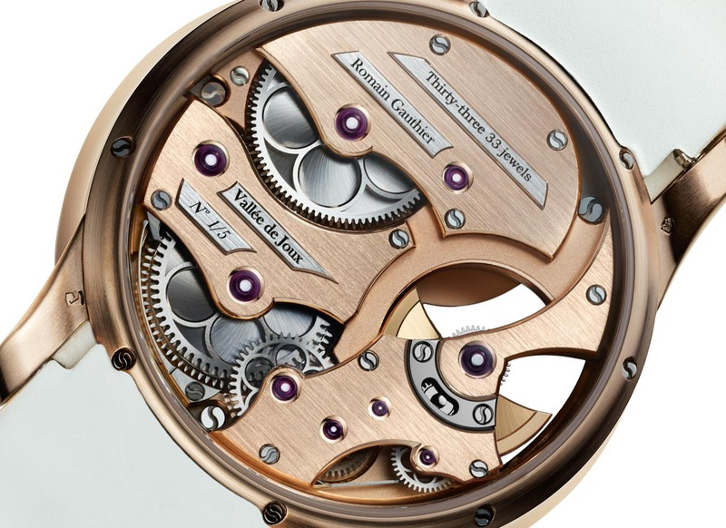 Romain Gauthier Insight Micro-Rotor Lady Opal – Only Five Pieces