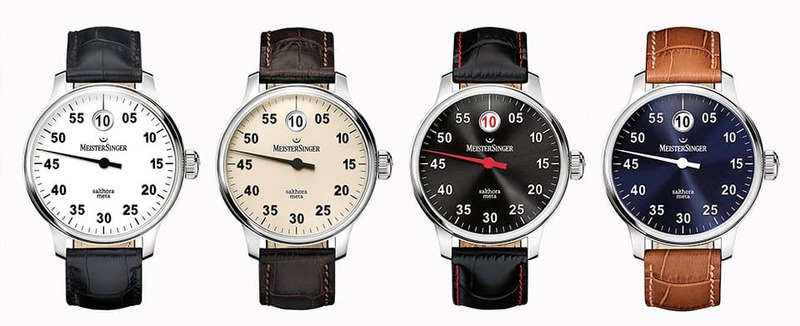 """Salthora Meta – the new """"jumping hour"""" by MeisterSinger"""