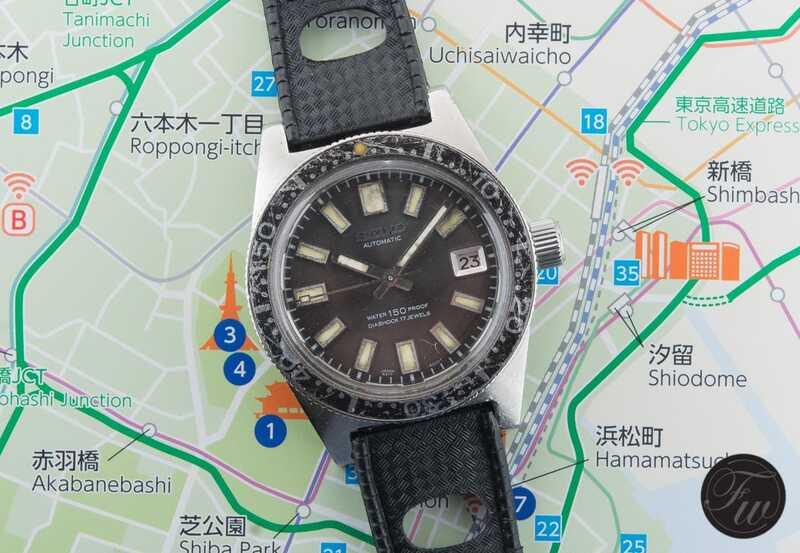 Seiko 62MAS (6217-8001) versus the new Seiko SLA017