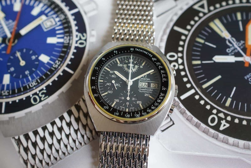 Speedy Tuesday – A Reader's Speedmaster Mark 4.5 in New Old Stock Condition