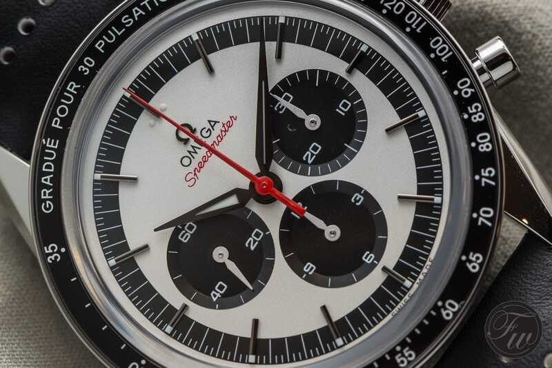 Speedy Tuesday – Hands-On With The Omega Speedmaster CK2998 Pulsometer
