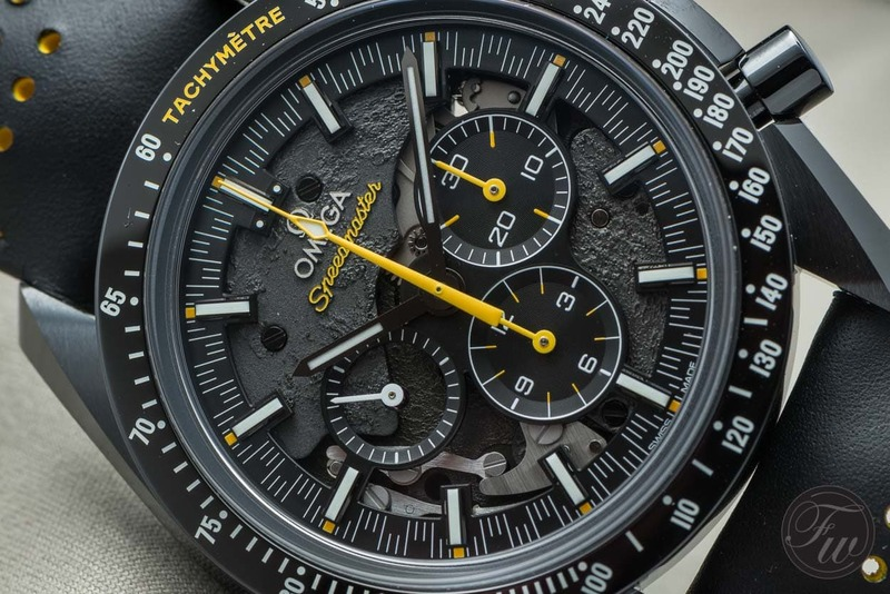 Speedy Tuesday – Hands-On With The Speedmaster Apollo 8