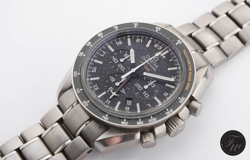 Speedy Tuesday – That Day A Speedmaster Solar Impulse Co-Axial Landed On My Desk