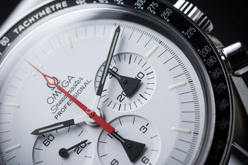 Speedy Tuesday – White Dial Speedmaster Professionals To Choose From