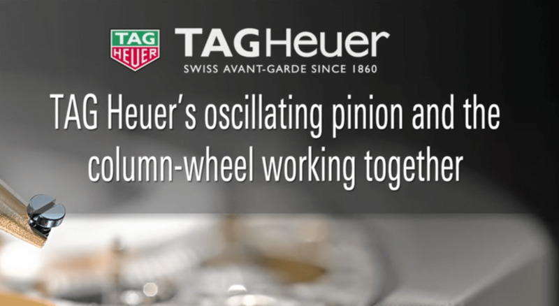 TAG Heuer: How Does a Chronograph Work?