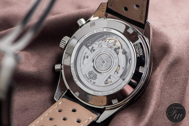 TAG Heuer: Jeff Kingston Visits The Manufacture And Explains How A Chronograph Works