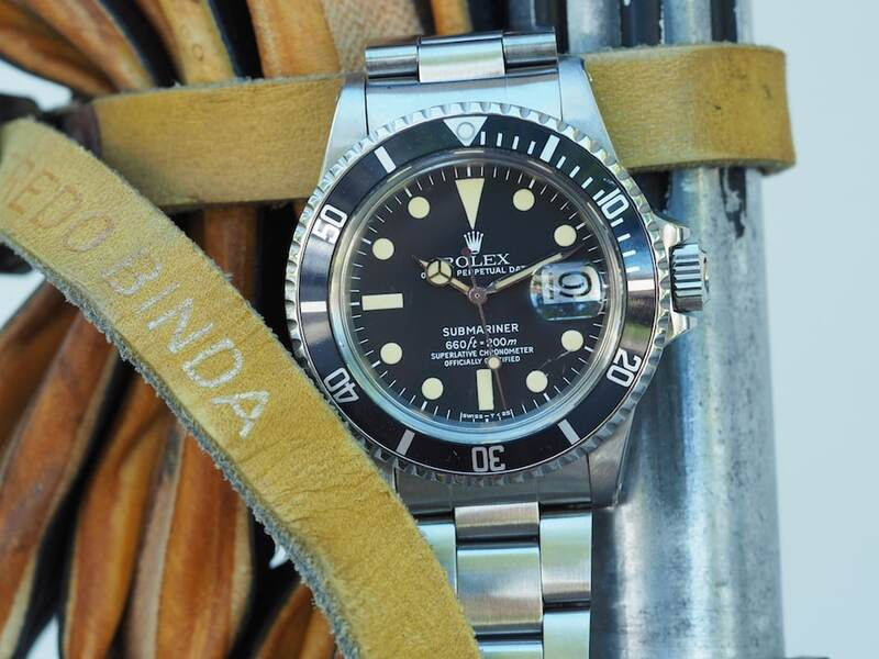 #TBT A Single Owner Rolex 1680 Submariner