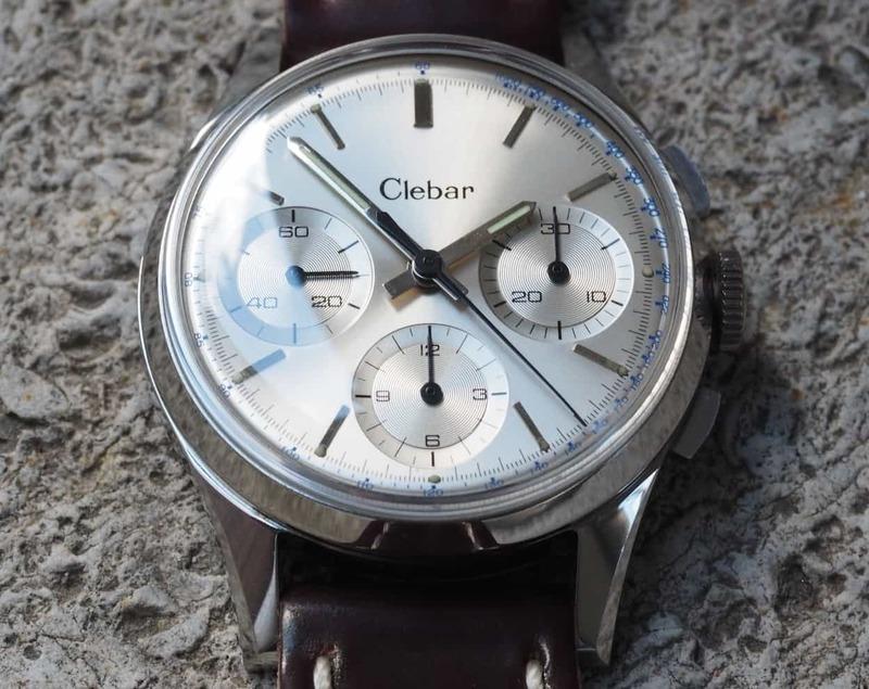 #TBT Clebar Chronograph Venus 178