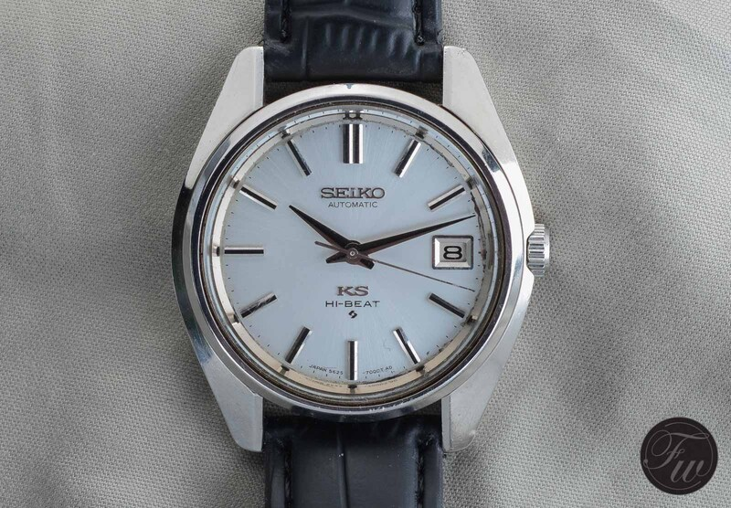 #TBT Something Cool For Under 300 Euro – A King Seiko 5625-7000!