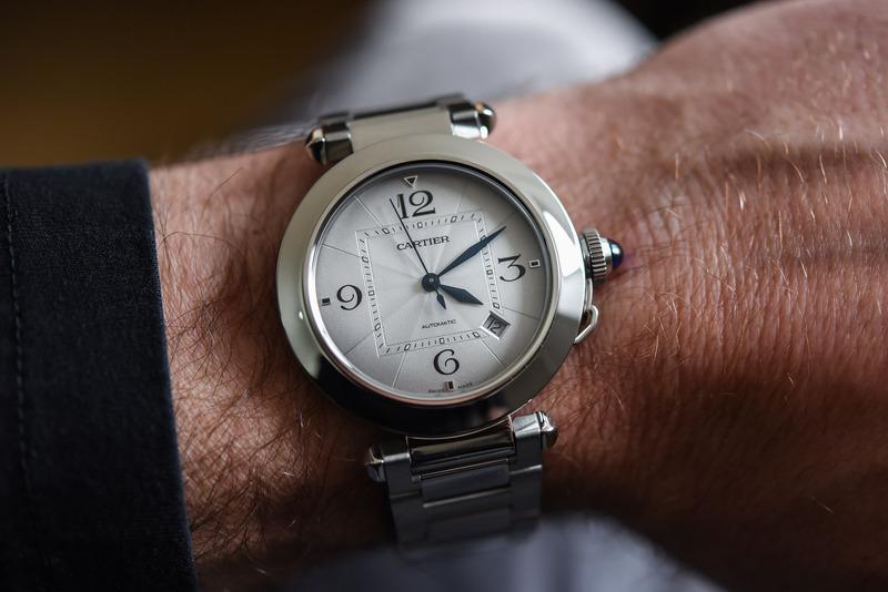 The 2020 Pasha de Cartier 41mm Large Model