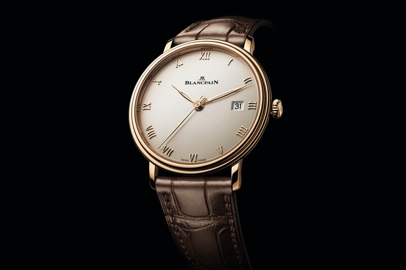 The New Blancpain Villeret Ultraplate models – Rejuvenating a Classic