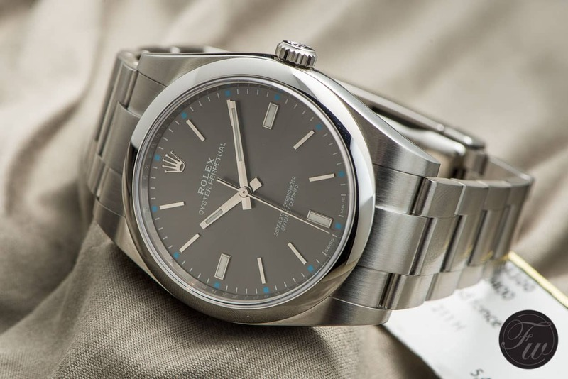 The New Rolex Oyster Perpetual in 39mm – Will It Make The Difference?