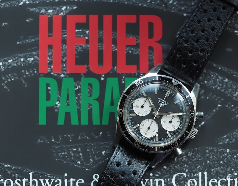 The Phillips Heuer Parade Auction – Opinion and Our Picks