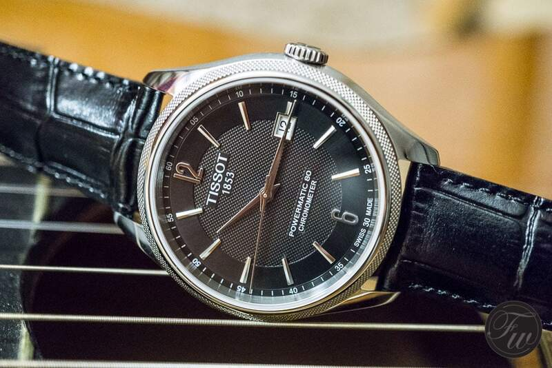 Tissot Ballade Powermatic 80 COSC – Hands on review