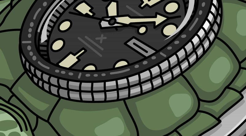 Watches & Pencils #29 – The Seiko Turtle: Legendary Dive Watch