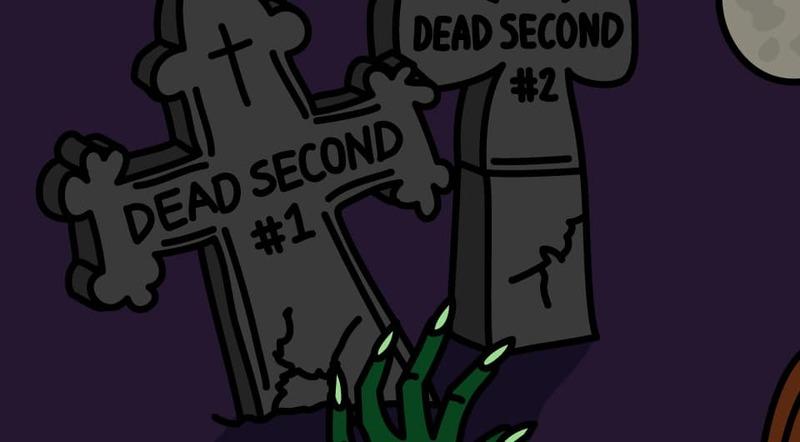 Watches & Pencils #5 – Halloween: Dead Seconds & Zombies