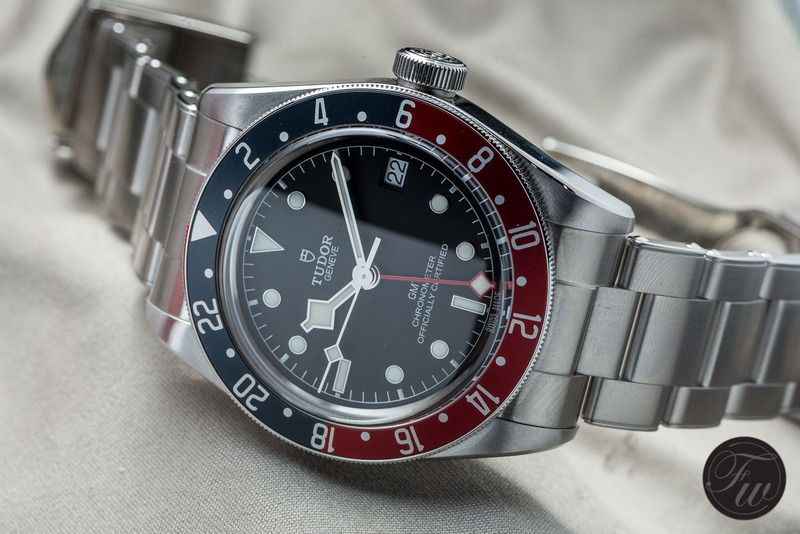 Weekend Read: Rolex and Tudor's GMT Watches – Pepsi Battle!