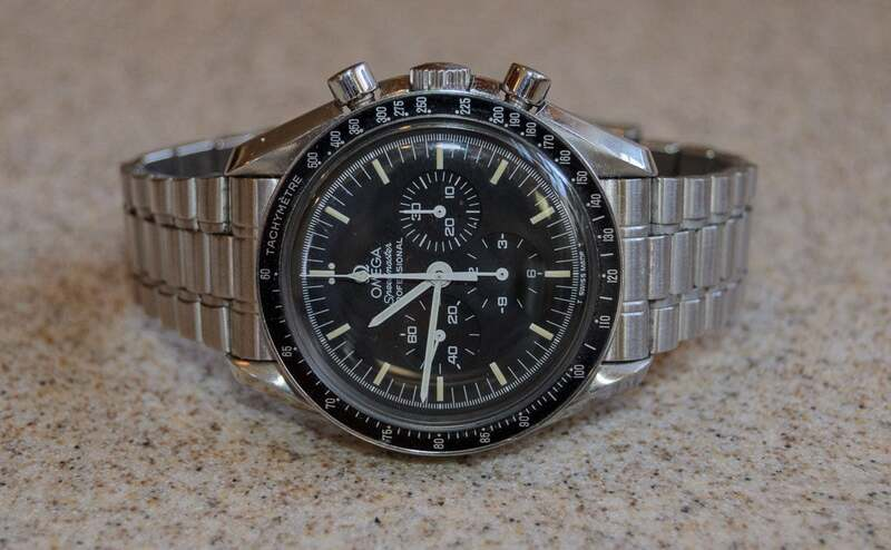 Why I Purchased an Omega Speedmaster Professional – and Which One